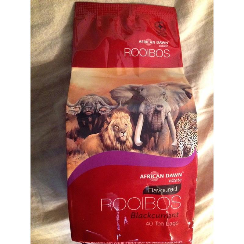 非洲晨曦南非國寶茶天然原味40 包袋無咖啡因