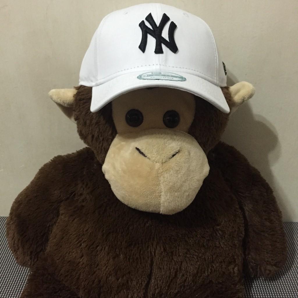 East 東 !New Era 9Forty NY Cap 白老帽棒球帽刺繡1074545