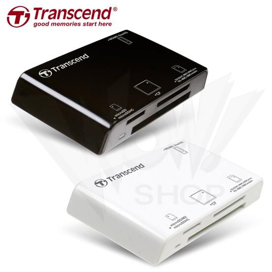 Transcend 創見RDP8 USB 2 0 多合一讀卡機