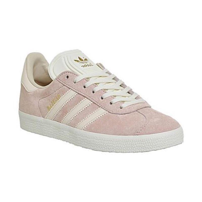 Adidas original gazelle pink 櫻花粉