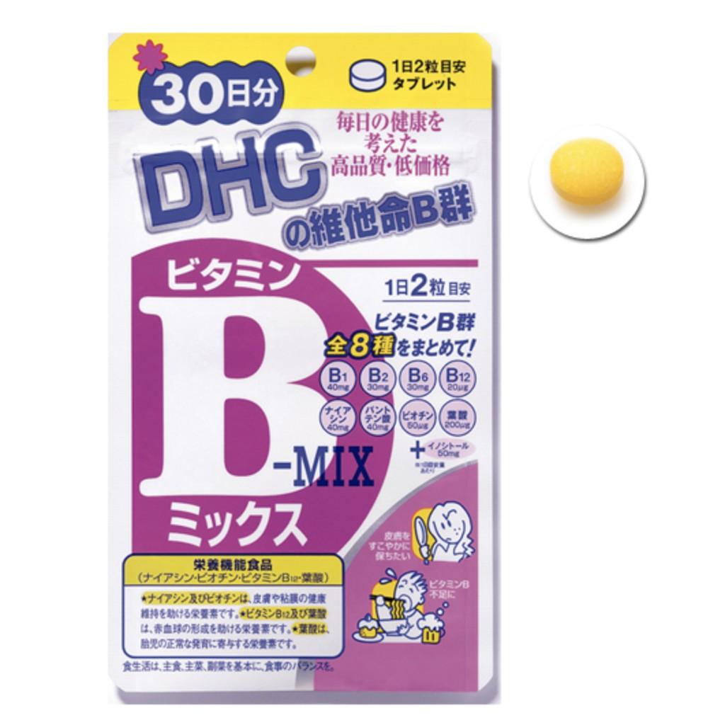 《DHC》維他命B群(30日份/60粒)