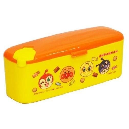 阿卡醬麵包超人BABY 外出用米果仙貝點心盒