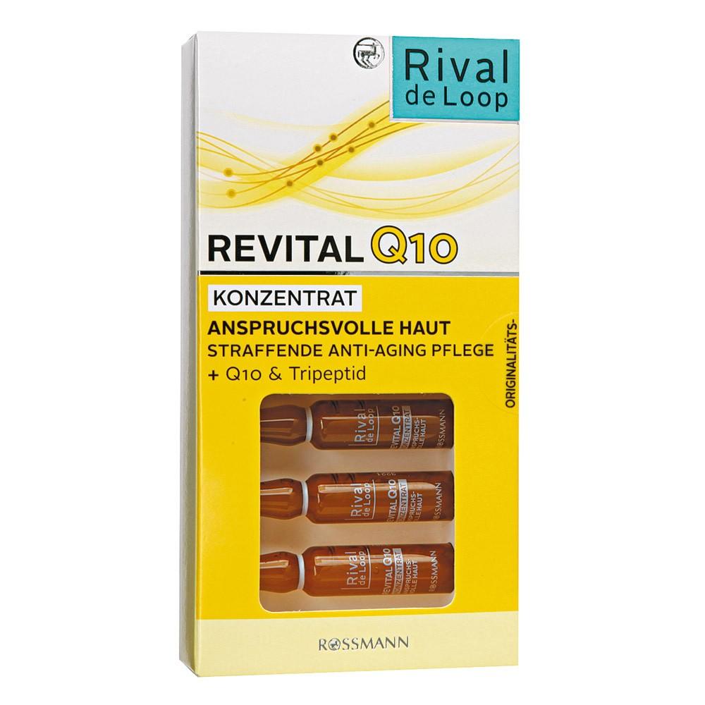 德國 Rival de loop 黃Q10 膠原蛋白精華安瓶
