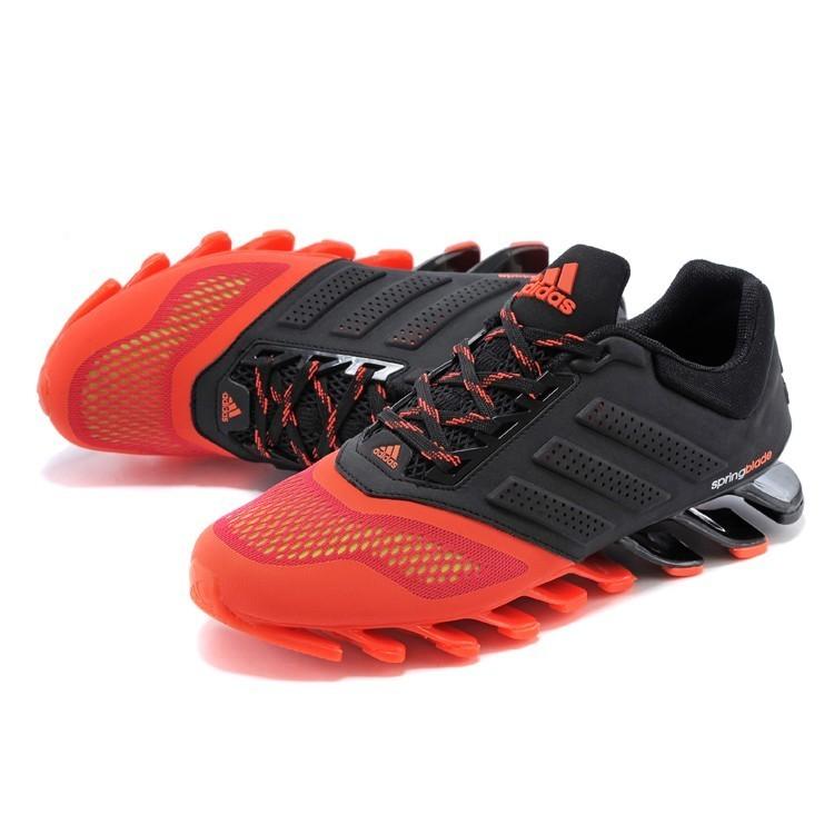 Adidas Springblade Drive 2 0 Shoes 刀锋4 代橘黑36