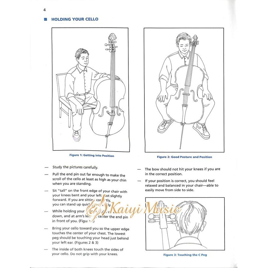 Strictly Strings Cello Book 1
