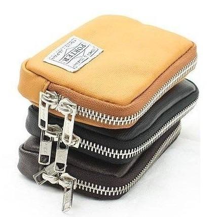 非 PORTER 吉田包多 零錢包收納包帆布包手機袋鑰匙卡包小飾品包衝 711 換購集點貼