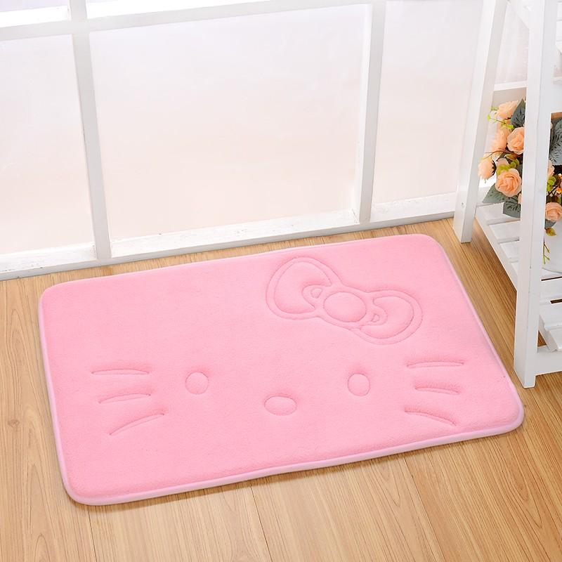 可愛浴室超吸水防滑墊子衛生間門口地墊門墊地毯進門腳墊