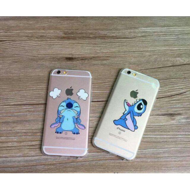 IPhone6 憤怒史迪奇軟殼✨  中IPhone5s