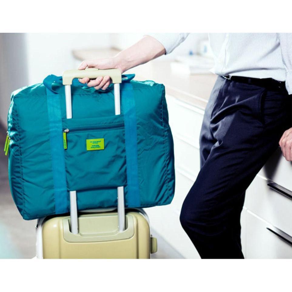大容量防水折疊旅行袋輕便旅行包衣物整理袋收納袋 袋行李袋