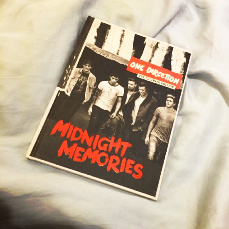 青春午夜場 粉絲獨佔版One Direction MIDNIGHT MEMORIES TH