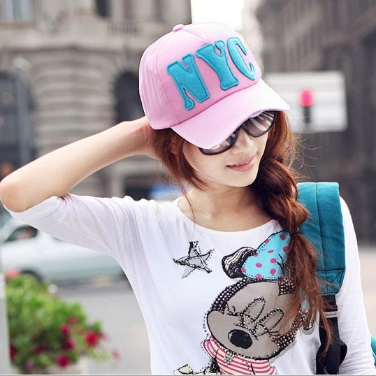章魚球 NYC 棒球帽街舞帽嘻哈帽 毛線帽子針織帽遮陽帽鴨舌帽~0803079 ~