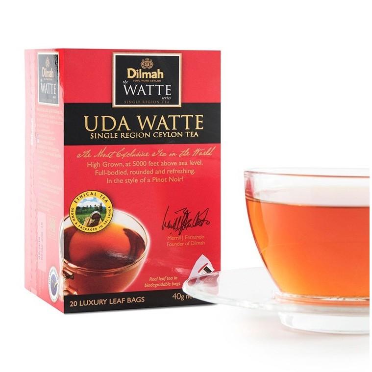 CoCoTea ~帝瑪烏達中高海拔單品特級紅茶Dilmah UDA WATTE