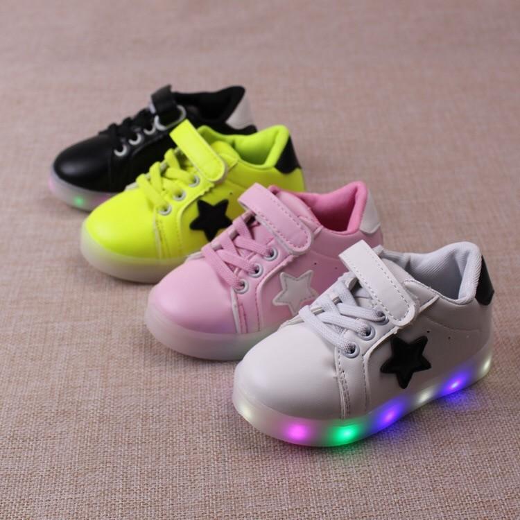 星星發亮鞋
