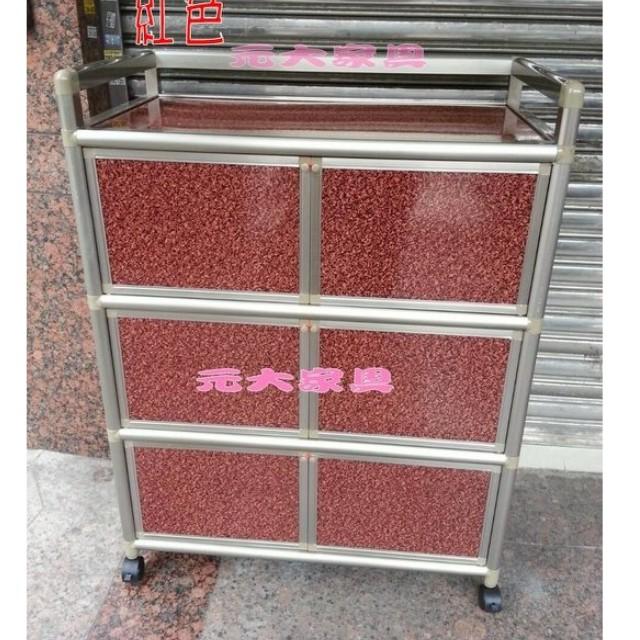 ~元大 行~ 3 尺連箱加購廚房鋁架、鐵櫃、微波爐架、置物架、收納櫃、床組、餐桌椅、辦桌桌