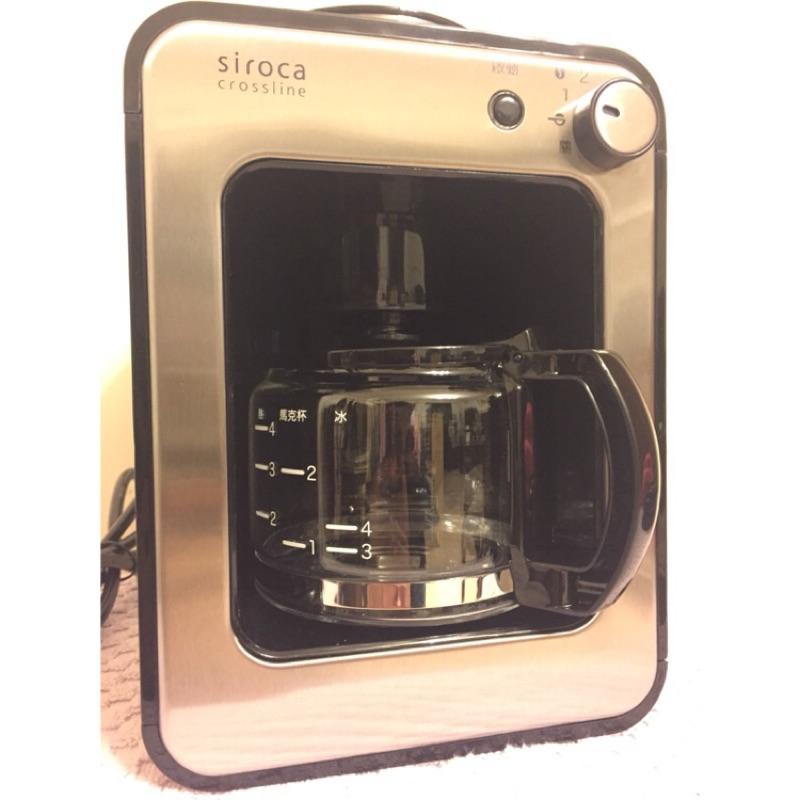 Siroca Crossline 自動研磨咖啡機STC 408