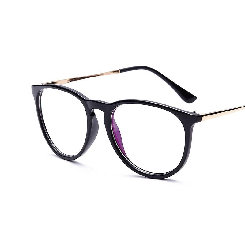 嬌妹 館防輻射眼鏡大框無度數藍光潮電腦平鏡眼睛男女平面鏡平光鏡抗疲勞