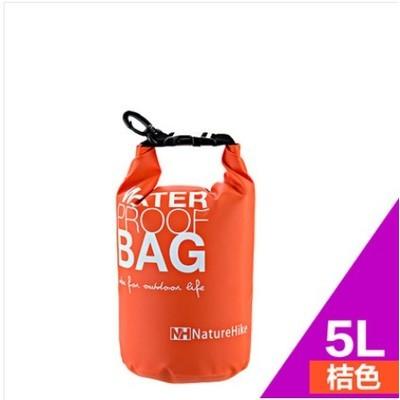 漂流袋超輕NH 防水袋5L 3C 防水袋戶外旅遊用品漂流袋衣物防水包桶旅行沙灘袋跟屁蟲_