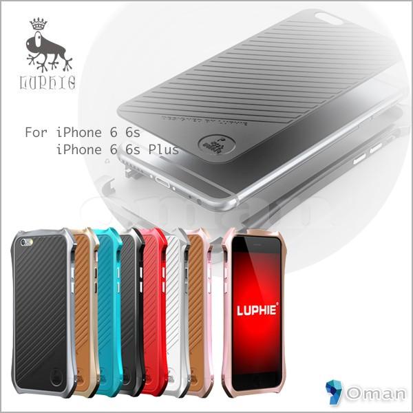 Oman3c LUPHIE Apple iPhone 6s Plus 5 5 蝙蝠俠邊框皮