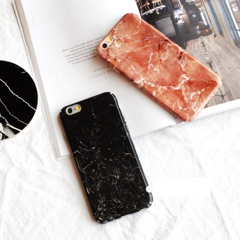 Iphone6 iphone6plus 大理石紋硬殼iphone6 大理石手機殼全包硬殼情