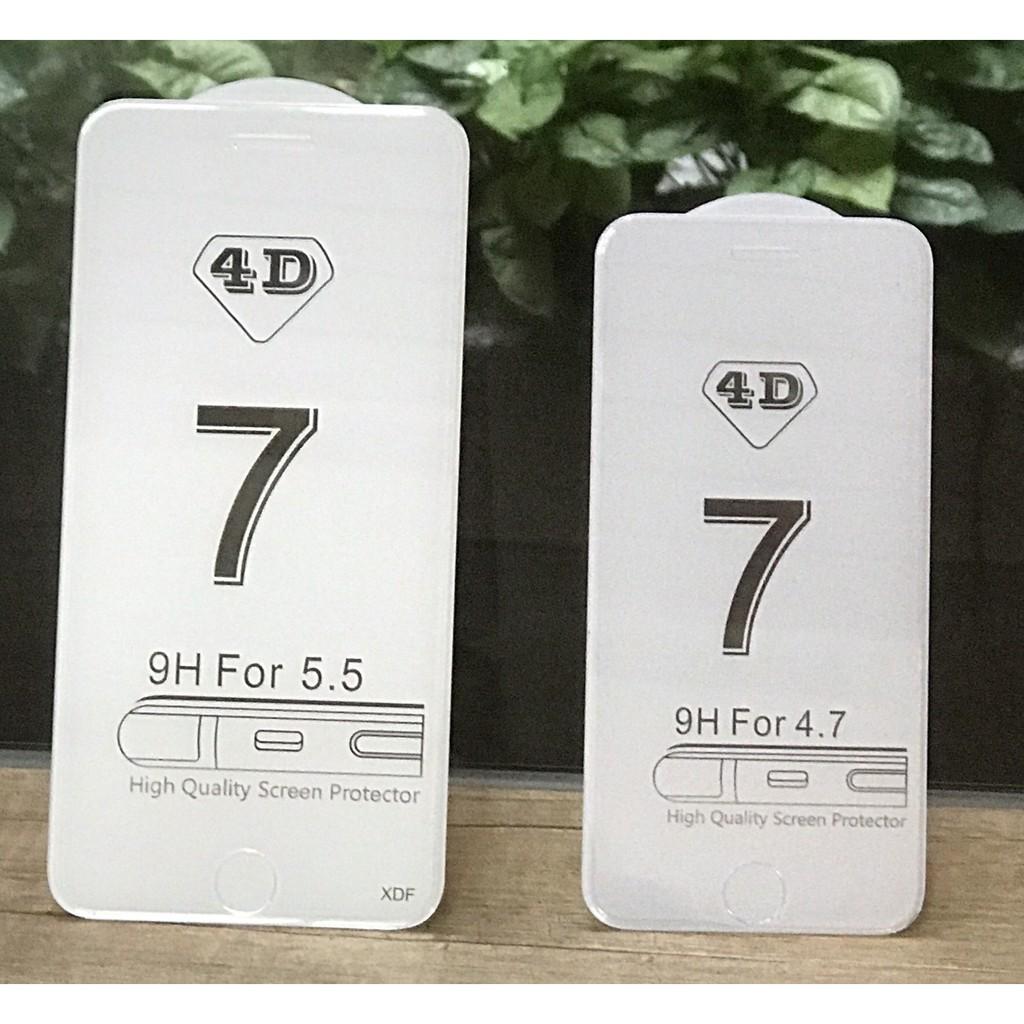 I PHONE7 7Plus 滿版透明鋼化玻璃9H 高端 全膠吸附鋼化玻璃IPHONE7