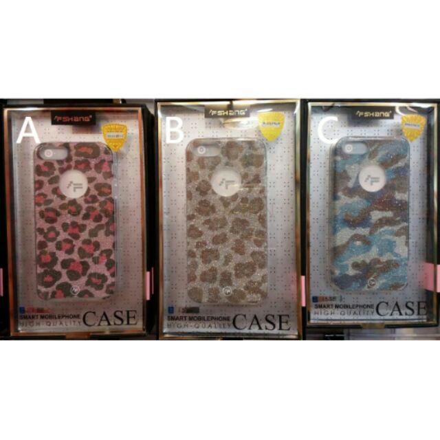亮粉殼閃粉殼手機殼豹紋迷彩軟殼n niphone6 iphone6plus iphone5