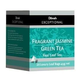 帝瑪紅茶系列之帝瑪芳香茉莉綠茶