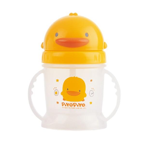 黃色小鴨滑蓋 PP 練習杯250ml 830350