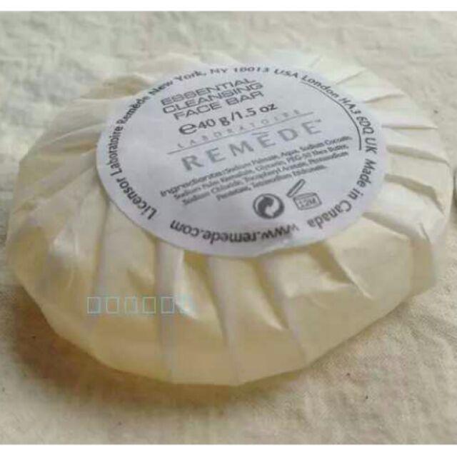 ~好萊塢明星御用!~ 奢華SPA 品牌Remede 香皂潔面皂40g 六星級豪華酒店St