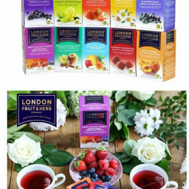英國LFH 無咖啡因下午茶