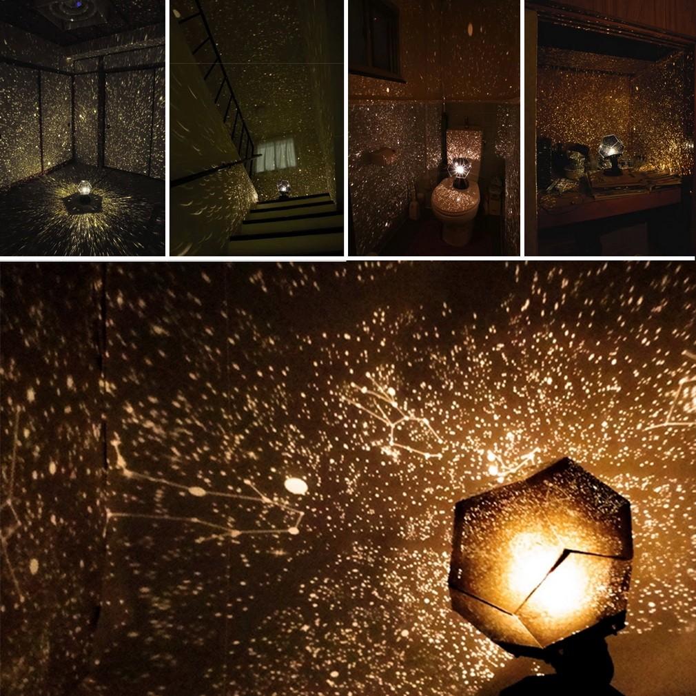 四季星空投影燈大人的科學第四代天體投射燈夜燈星空燈星星燈星座燈投影燈星空 投影燈
