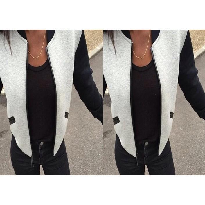 2016 年女裝春秋外套女休閒短外套