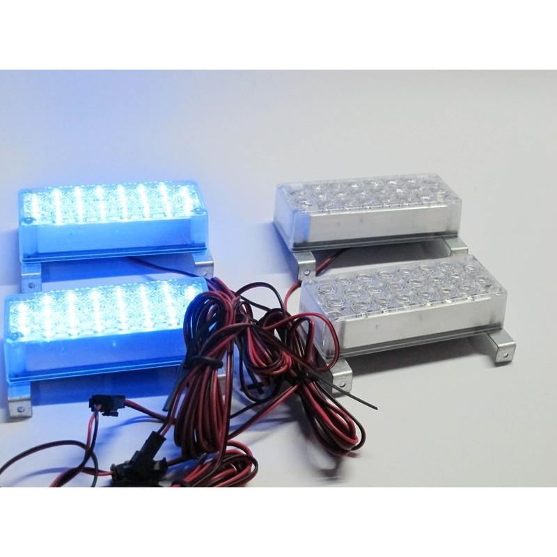 1 對4 控制盒LED 爆閃燈警示燈警用燈閃光燈長排燈短排燈日行燈吸頂燈將軍燈閃爍燈工程燈
