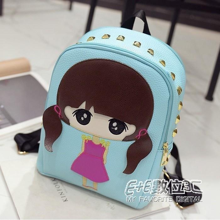 小學生書包雙肩包男童女童 兒童背包小孩旅行包女孩可愛包包