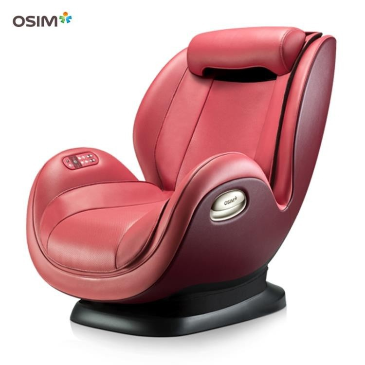 按摩椅 OSIM/傲勝OS-862 迷你天王椅 沙發椅 自動小戶型家用 迷你按摩椅