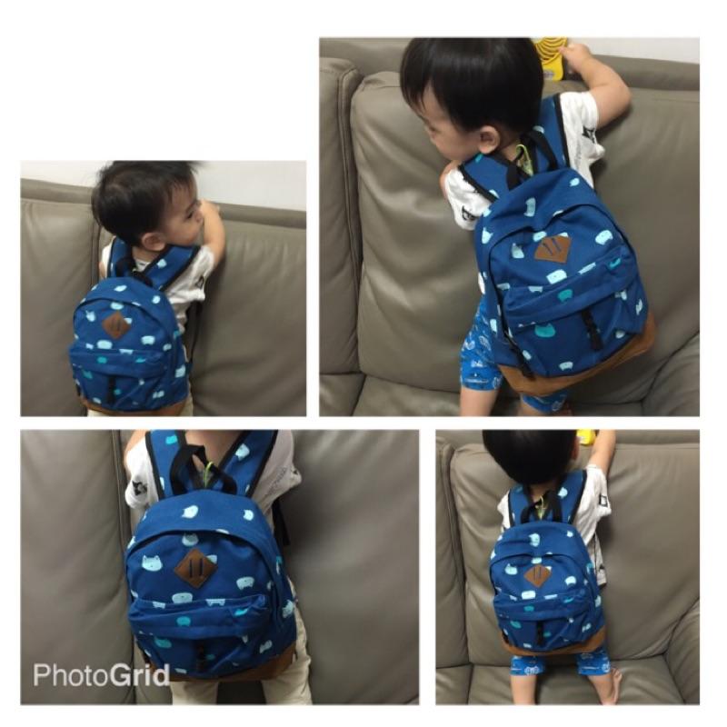❤️幼兒園寶寶小背包❤️寶寶小書包帆布包後背包雙肩包男女兒童帆布背包小書包
