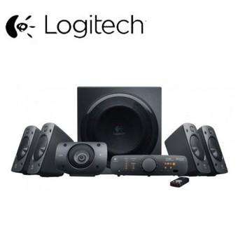 羅技Logitech Z906 5 1 音箱系統THX 的劇院等級的環繞音效