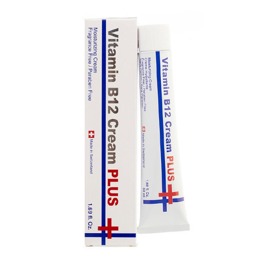 瑞士VITAMIN B12 亮澤保濕煥膚霜 配方加強版50ML ~巴黎草莓~~019900