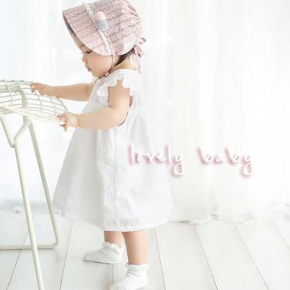 Lovelybaby ✨歐風超可愛混色漁夫帽遮陽帽夏天寶寶防曬綁繩~ ~JC M11