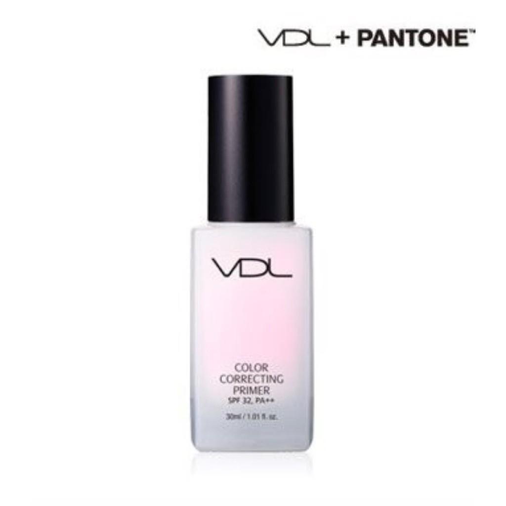 VDL X Pantone 潤膚提亮妝前乳韓國正品2016 聯名隔離霜飾底乳30ml