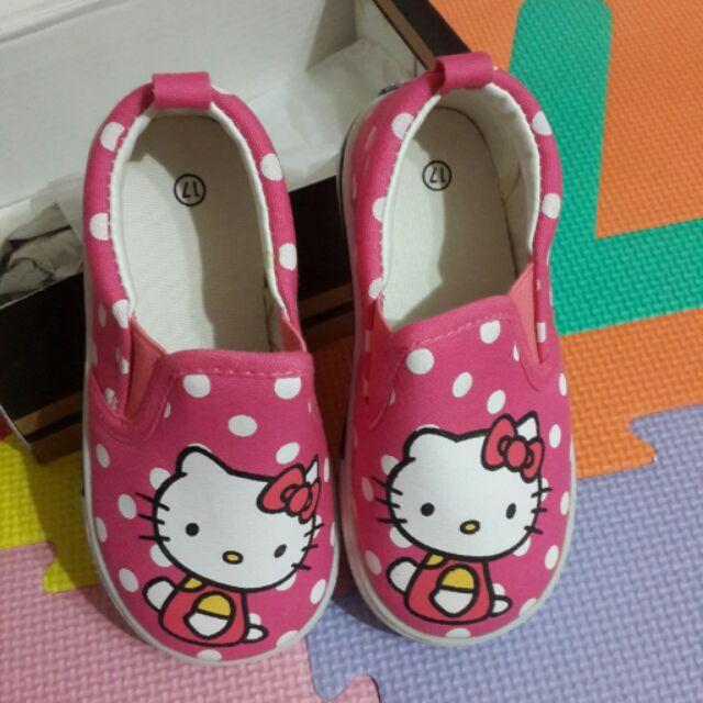女童kitty 休閒鞋