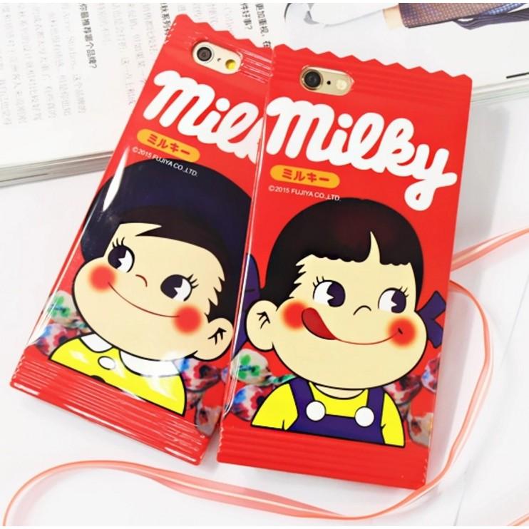 iPhone7 ⃣️超 紅色版不二家牛奶妹牛奶弟蘋果iPhone7 iPhone7Plus