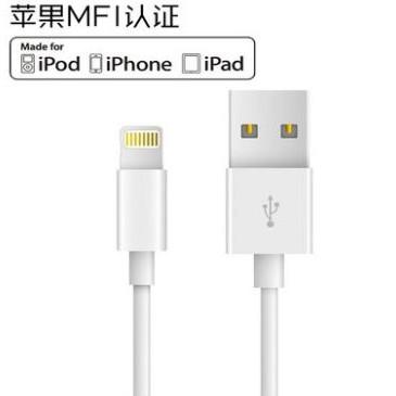 ~ ~蘋果數據線iPhone 正品MFI 手機充電線買1 送1