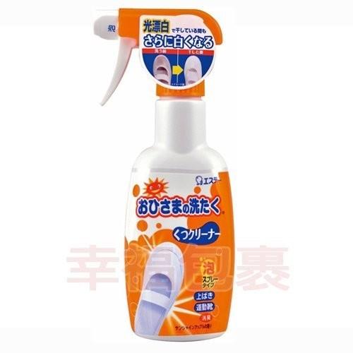 雞仔牌亮光漂白布鞋清洗劑洗滌劑泡沫噴劑240ml ~白鞋救星‧ 製