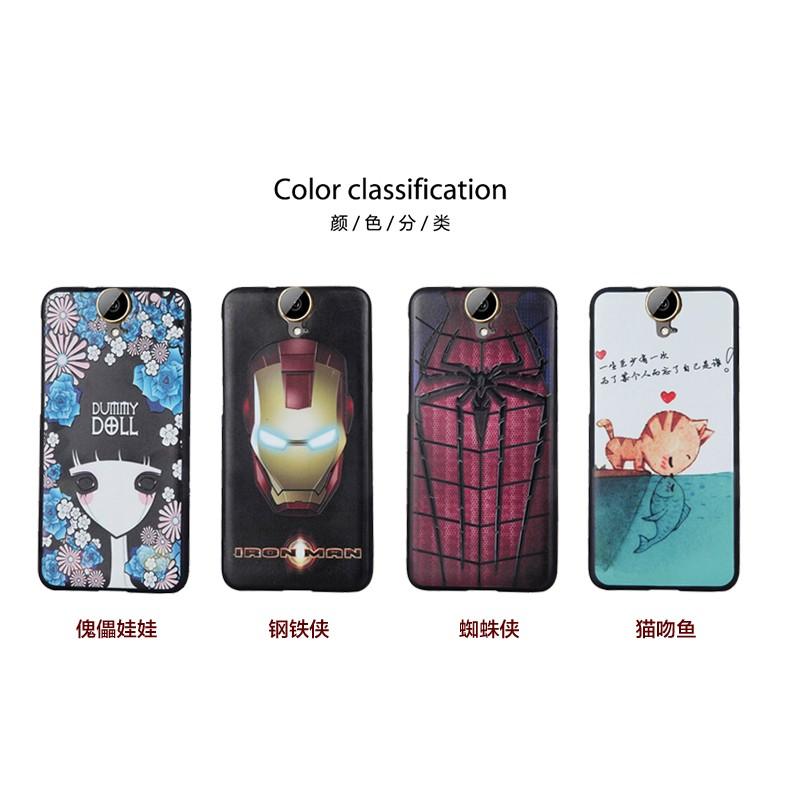 HTC E9 PLUS 手機殼保護套E9PLUS 保護殼E9pt 手機殼保護殼卡通防摔CA