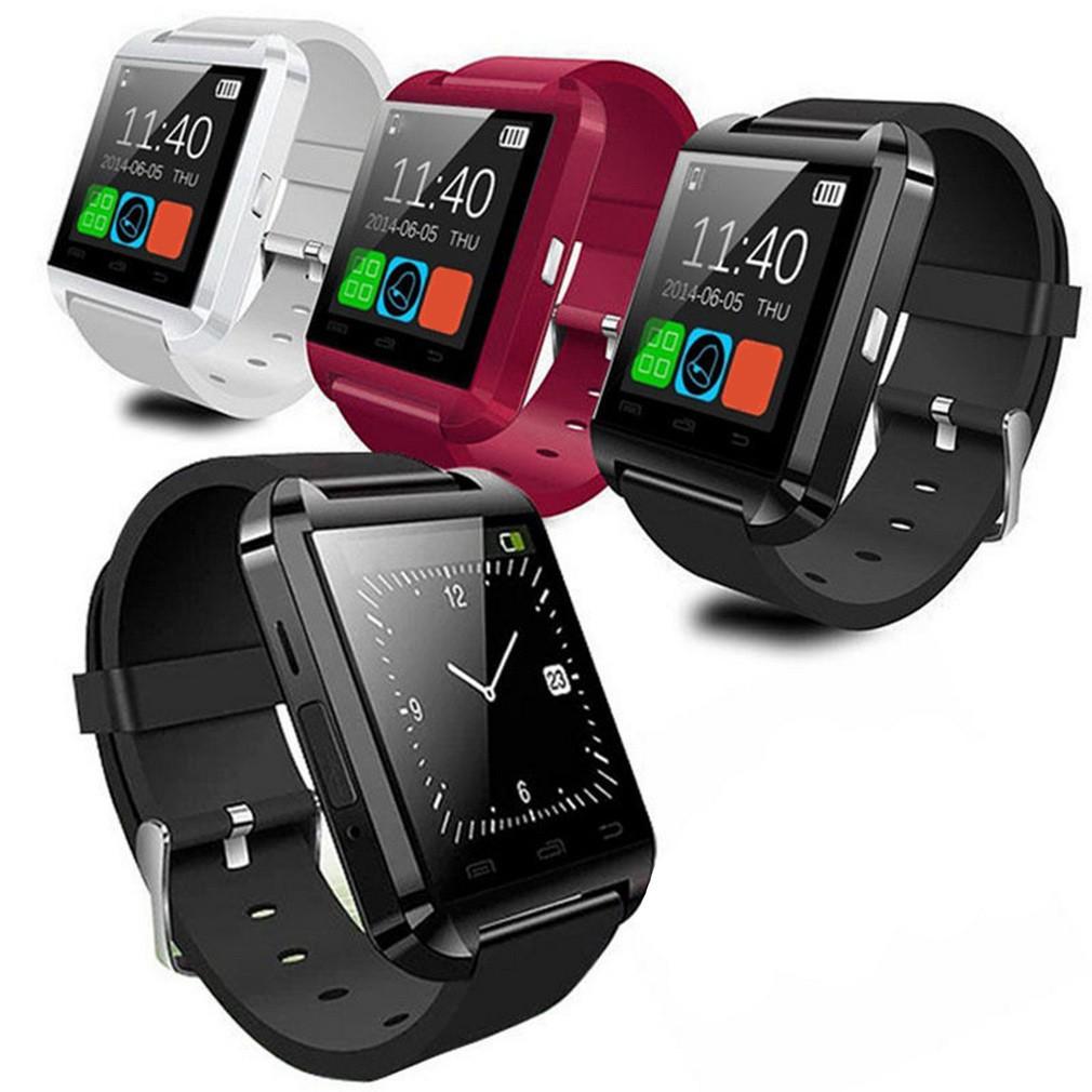 ~ ~U8 藍牙安卓智能手錶智慧手錶智能錶安卓apple 蘋果w1 小米手環健康手環