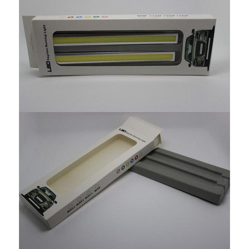 最 下單1 盒為2 隻價84 晶17cm 超薄~COB 日行燈~發光LED 超長車門燈閱讀
