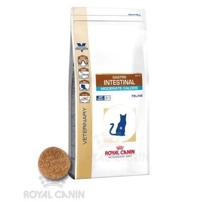 法國皇家Royal Canin 貓用處方飼料GIM35 腸胃道卡路里控制配方2kg 840