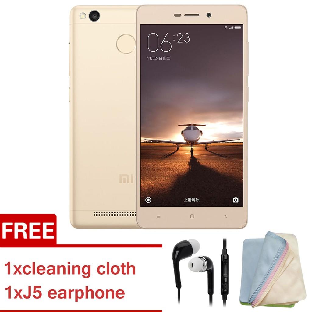 Xiaomi 紅米3s 安卓6 0 4G 手機32GB ROM 金色