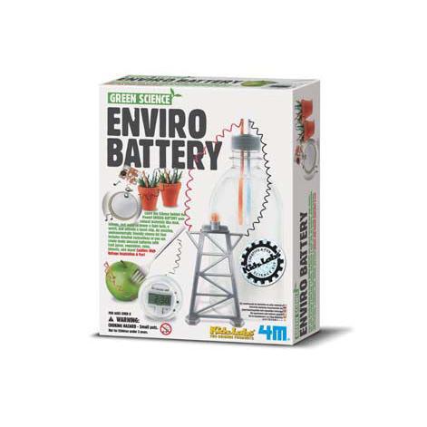 環保電池Green Science Enviro Battery 節能減碳趕快加入愛護地球
