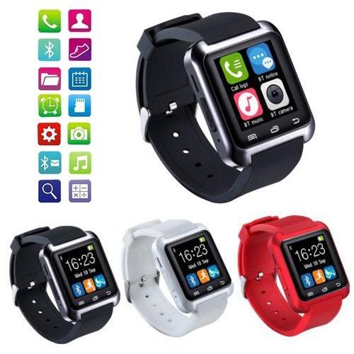 U8 U80 藍牙智能手錶的智能手機